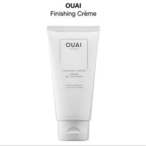 OUAI Finishing Crème 3.4 ounce BRAND NEW SEALED